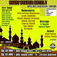 Rekomendasi Paket Buka Puasa (BUKBER) Surabaya - Sidoarjo